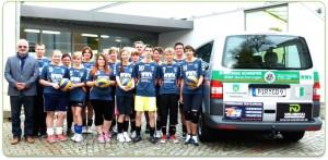 Jugendmannschaft VB