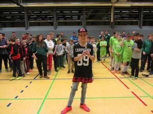bester Spieler D-Jugend